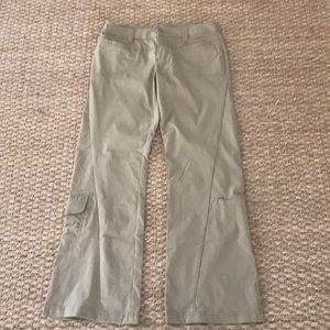 Athlete hiking pants